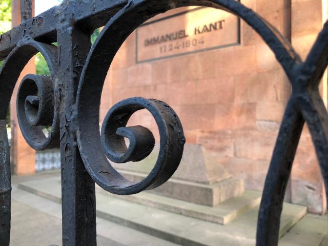 Kaliningrad, Kant grave (6)