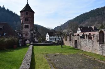©nme Graveyards of Germany Kloster Hirsau Schwarzwald